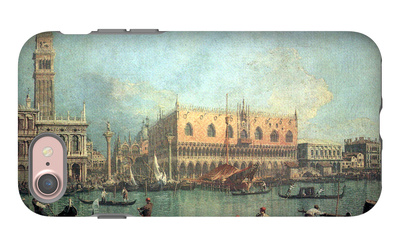 Palazzo Ducale iPhone 7 Case by  Canaletto
