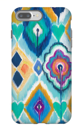 New Ikats I iPhone 7 Plus Case by Patricia Pinto