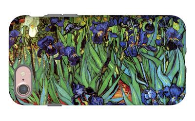 Irises iPhone 7 Case by Vincent van Gogh!