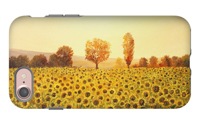 Memories Of The Summer iPhone 7 Case by  kirilstanchev