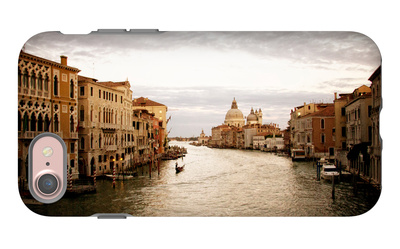 Venetian Canals I iPhone 7 Case by Emily Navas