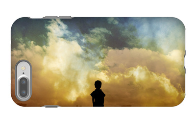 Open your eyes iPhone 7 Plus Case by Alex Cherry