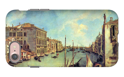 Grand Canal at San Vio iPhone 7 Case by  Canaletto
