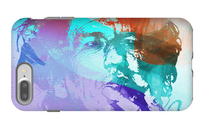 Keith Richards iPhone 7 Plus Case by  NaxArt