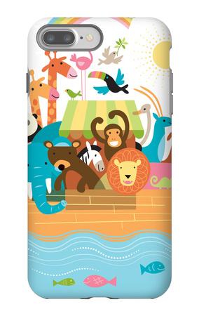 Noah's Ark iPhone 7 Plus Case