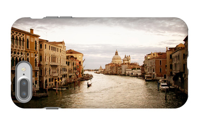 Venetian Canals I iPhone 7 Plus Case by Emily Navas