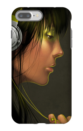 Phish Food iPhone 7 Plus Case by Charlie Bowater