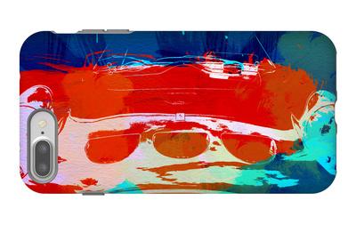 Ferrari 250 Gto Watercolor iPhone 7 Plus Case by  NaxArt