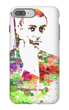 Sean Connery iPhone 7 Plus Case by  NaxArt