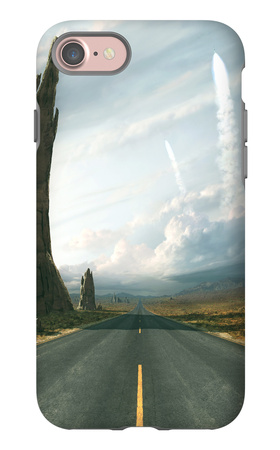 Mission iPhone 7 Case by Stephane Belin