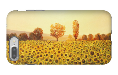 Memories Of The Summer iPhone 7 Plus Case by  kirilstanchev