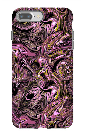Raster Seamless Texture iPhone 7 Plus Case by Alexandra Khrobostova