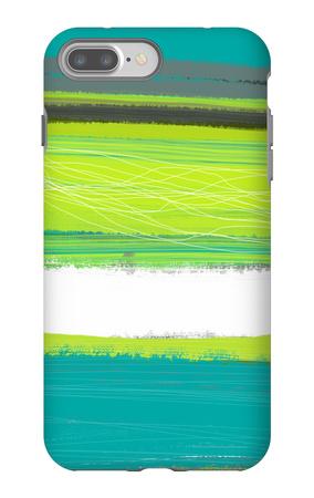 Aquatic Breeze 1 iPhone 7 Plus Case by  NaxArt