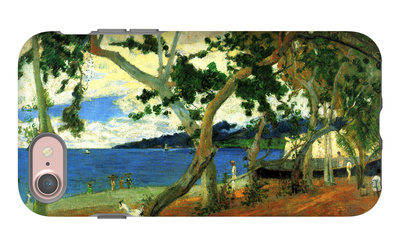 By the Seashore, Martinique iPhone 7 Case by Paul Gauguin