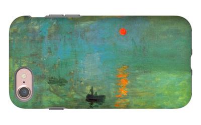 Impression, Sunrise iPhone 7 Case by Claude Monet