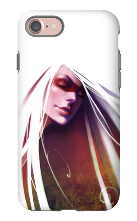 Loose iPhone 7 Case by Charlie Bowater