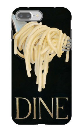 Gourmet Pasta iPhone 7 Plus Case by Marco Fabiano