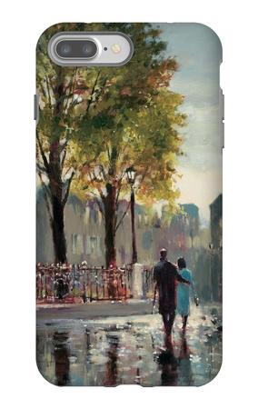 Boulevard Walk iPhone 7 Plus Case by Brent Heighton