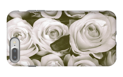 Rose in Bloom iPhone 7 Plus Case by Gail Peck