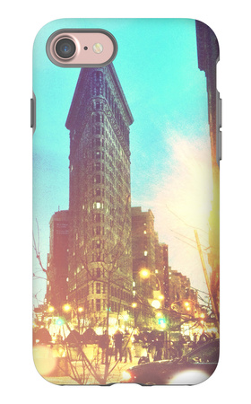 City Stroll II iPhone 7 Case by  Acosta
