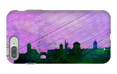 Dublin City Skyline iPhone 7 Plus Case by  NaxArt!