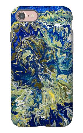 Tropical Storm II iPhone 7 Case by Roberto Gonzalez