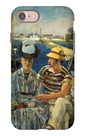 Argenteuil iPhone 7 Case by Édouard Manet