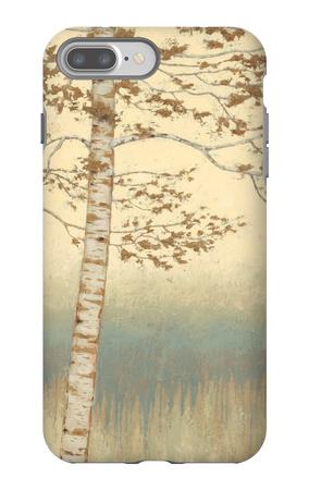 Birch Silhouette 1 iPhone 7 Plus Case by James Wiens