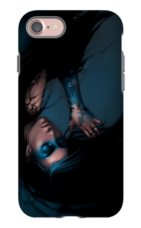 Sigur iPhone 7 Case by Charlie Bowater
