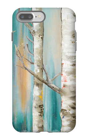 Birch Forest I iPhone 7 Plus Case by Patricia Pinto!