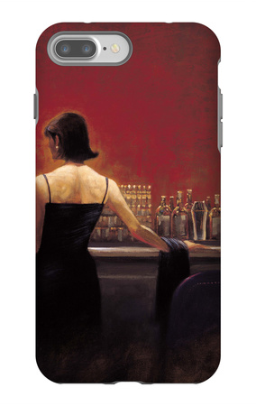 Evening Lounge iPhone 7 Plus Case by Brent Lynch