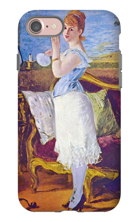 Nana iPhone 7 Case by Édouard Manet