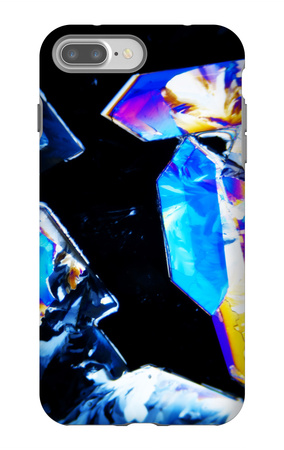 Micro Crystals iPhone 7 Plus Case by  3quarks