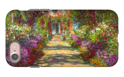 Giverny iPhone 7 Case by Claude Monet