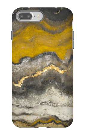 Lava Flow I iPhone 7 Plus Case by Patricia Quintero-Pinto