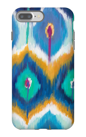 New Ikats II iPhone 7 Plus Case by Patricia Pinto