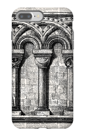 Poetry of Architecture 2 iPhone 7 Plus Case by Christopher James