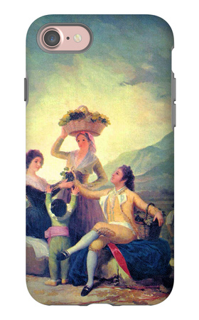 The Vintage iPhone 7 Case by Francisco de Goya