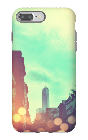 City Stroll I iPhone 7 Plus Case by  Acosta