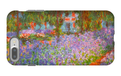 Monet's Garden iPhone 7 Plus Case by Claude Monet