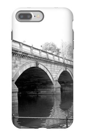 Hyde Park Bridge iPhone 7 Plus Case by Emily Navas