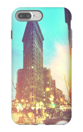 City Stroll II iPhone 7 Plus Case by  Acosta