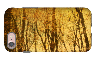 Tree Reflections iPhone 7 Case by Irene Suchocki