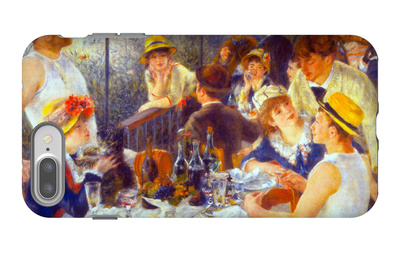 Luncheon of the Boating Party iPhone 7 Plus Case by Pierre-Auguste Renoir