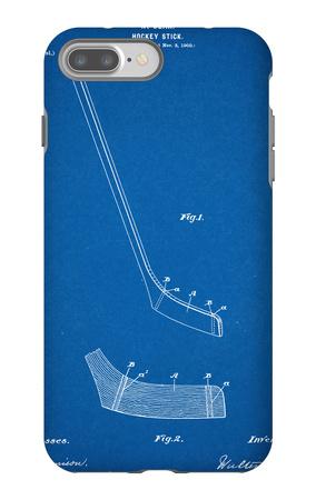 Hockey Stick Patent iPhone 7 Plus Case