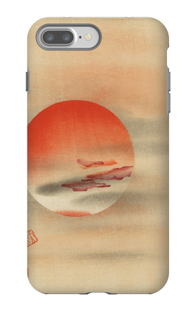 Red Sun iPhone 7 Plus Case
