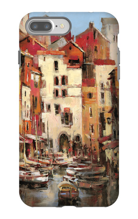 Mediterranean Seaside Holiday 1 iPhone 7 Plus Case by Brent Heighton