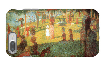 A Sunday on La Grande Jatte iPhone 7 Plus Case by Georges Seurat