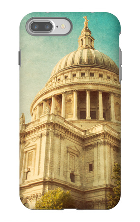 London Sights III iPhone 7 Plus Case by Emily Navas