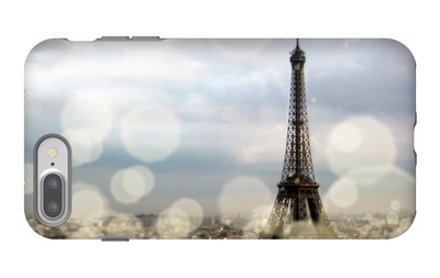 City of Lights iPhone 7 Plus Case by Emily Navas